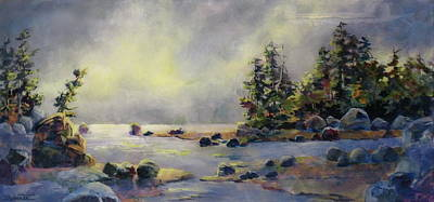 Painting - Approaching Storm by Bonny Roberts