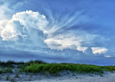 Photograph - Approaching Storm by Carolyn Derstine