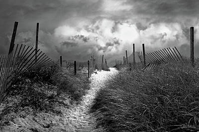 Photograph - Approaching Storm by John Rivera