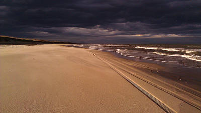 Photograph - Approaching Storm by Liza Eckardt