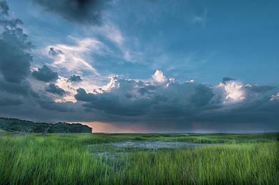 Photograph - Approaching Storm by Phyllis Peterson