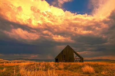 Photograph - Approaching Storm by Sherri Meyer