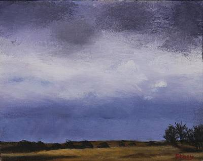 Painting - Approaching Storm by Stacy Williams
