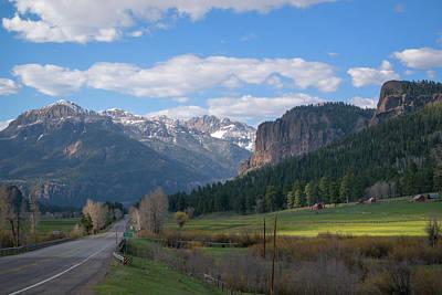 Photograph - Approaching Wolf Creek by Jason Coward