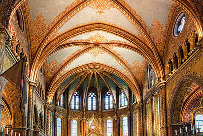 Photograph - Apse Of Color by Sharon Popek