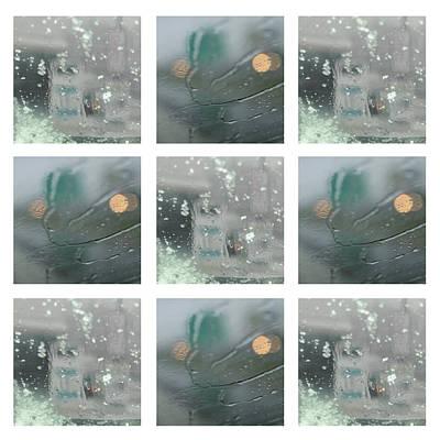 Photograph - Aqua Illusions by Gloria Lynn Henry