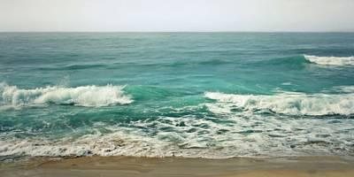 Photograph - Aqua Tide by Patricia Strand