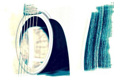 Photograph - Aqua Tones by Linda Bianic