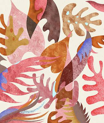 Digital Art - Aquatica by Uma Gokhale