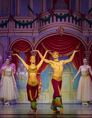Arabian Dancers Original
