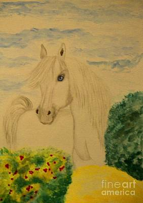 Painting - Arabian Dream by Maria Urso