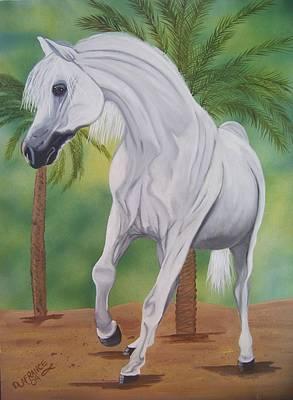 Arabian King Original by Debbie LaFrance