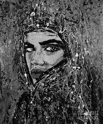 Arabian Woman 998u Original by Gull G
