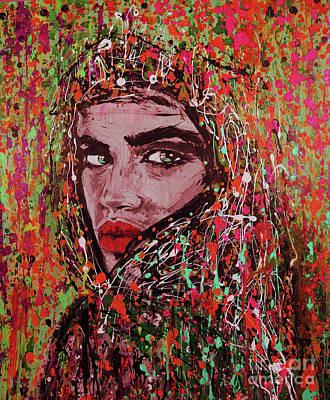 Arabian Women Art  Original