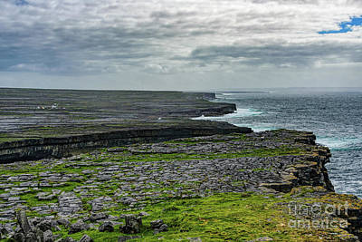 Photograph - Aran Island Shore by Elvis Vaughn
