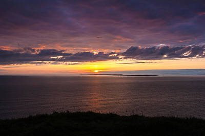 Photograph - Aran Islands At Sunset by Pierre Leclerc Photography