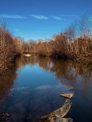 Photograph - Ararat River by Randy Sylvia