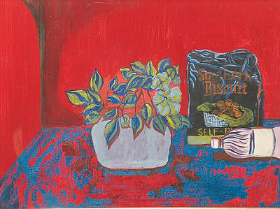 Kitchen Painting - Arbitrary by Lisa Stanley