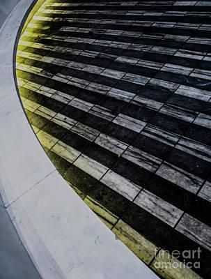 Photograph - Arc Of Light by James Aiken
