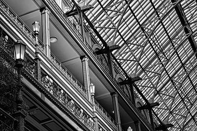 Photograph - Arcade Angled Cleveland by Robert Meyers-Lussier