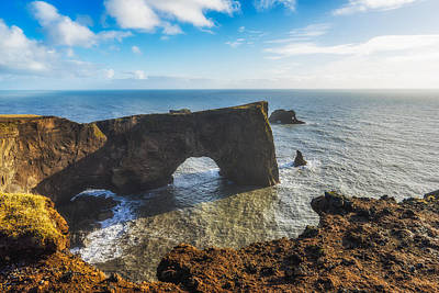 Photograph - Arch by James Billings