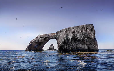 Photograph - Arch Rock 2 by Endre Balogh