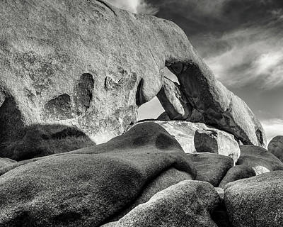 Arch Rock Photograph - Arch Rock Approach by Joseph Smith
