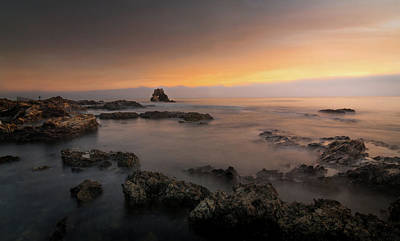 Photograph - Arch Rock At Little Corona by Ralph Vazquez