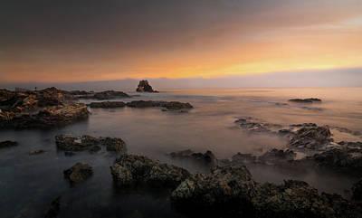 Photograph - Arch Rock At Little Corona by Ralph Vazquez