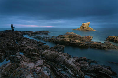 Photograph - Arch Rock by Ralph Vazquez