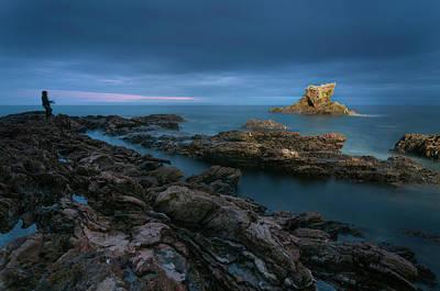 Photograph - Arch Rock by Ralph Vazquez