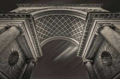 Photograph - Arch Study by Laura Macky