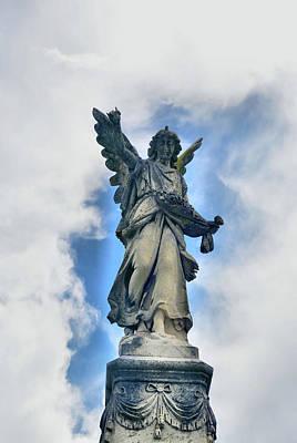 Photograph - Memphis Archangel  by JAMART Photography