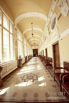 Photograph - Arched Corridor by Juli Scalzi