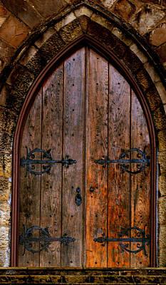 Arched Doorway Original