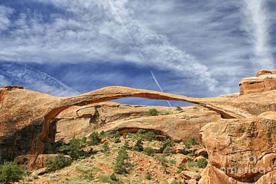 Desert Dome Photograph - Arched by Patricia Hofmeester