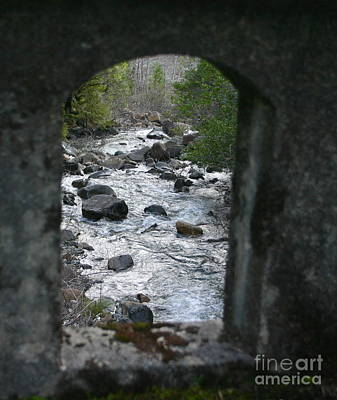 Photograph - Arches And Creeks by Marie Neder