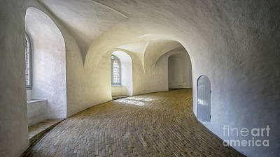 Photograph - Arches And Curves by Vyacheslav Isaev