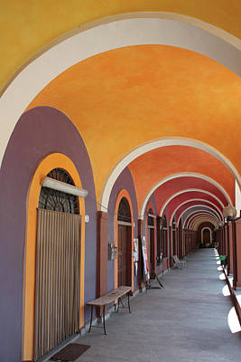 Asti Photograph - Arches by Bruce