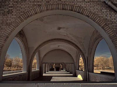 Photograph - Arches by Fred Moore