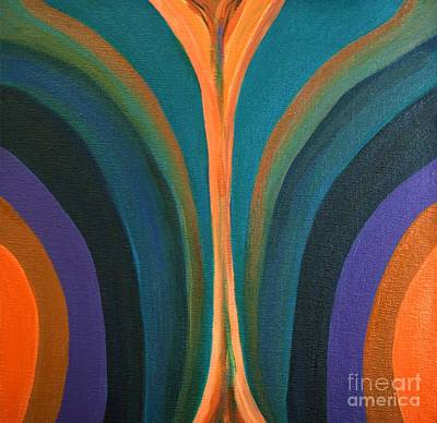 Painting - Arches by Ida Mitchell