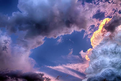 Photograph - Arches In The Sky by James BO Insogna
