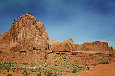 Photograph - Arches National Park 2 by Susan McMenamin