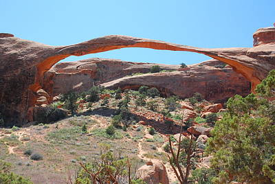 Photograph - Arches National Park #3 by Michael Tieman