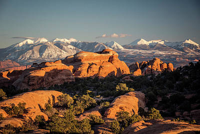 Photograph - Arches National Park 3 by Whit Richardson