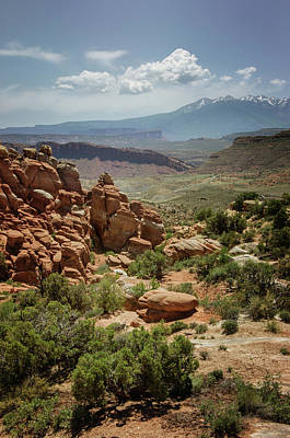 Photograph - Arches National Park 6 by Susan McMenamin