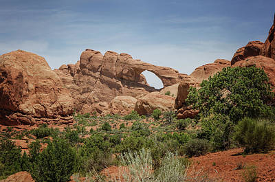 Photograph - Arches National Park 8 by Susan McMenamin