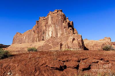 Photograph - Arches National Park by Ben Graham