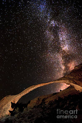Photograph - Arches National Park by Bret Webster