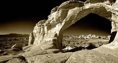 Photograph - Arches National Park-broken Arch by Levin Rodriguez